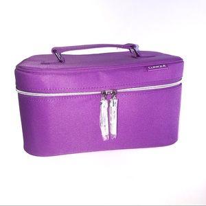 Clinique Zippered Make up Bag With Bonus Pouch